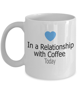 Relationship Update - Coffee Mug