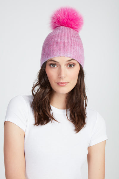 The Hester Hat - Pink