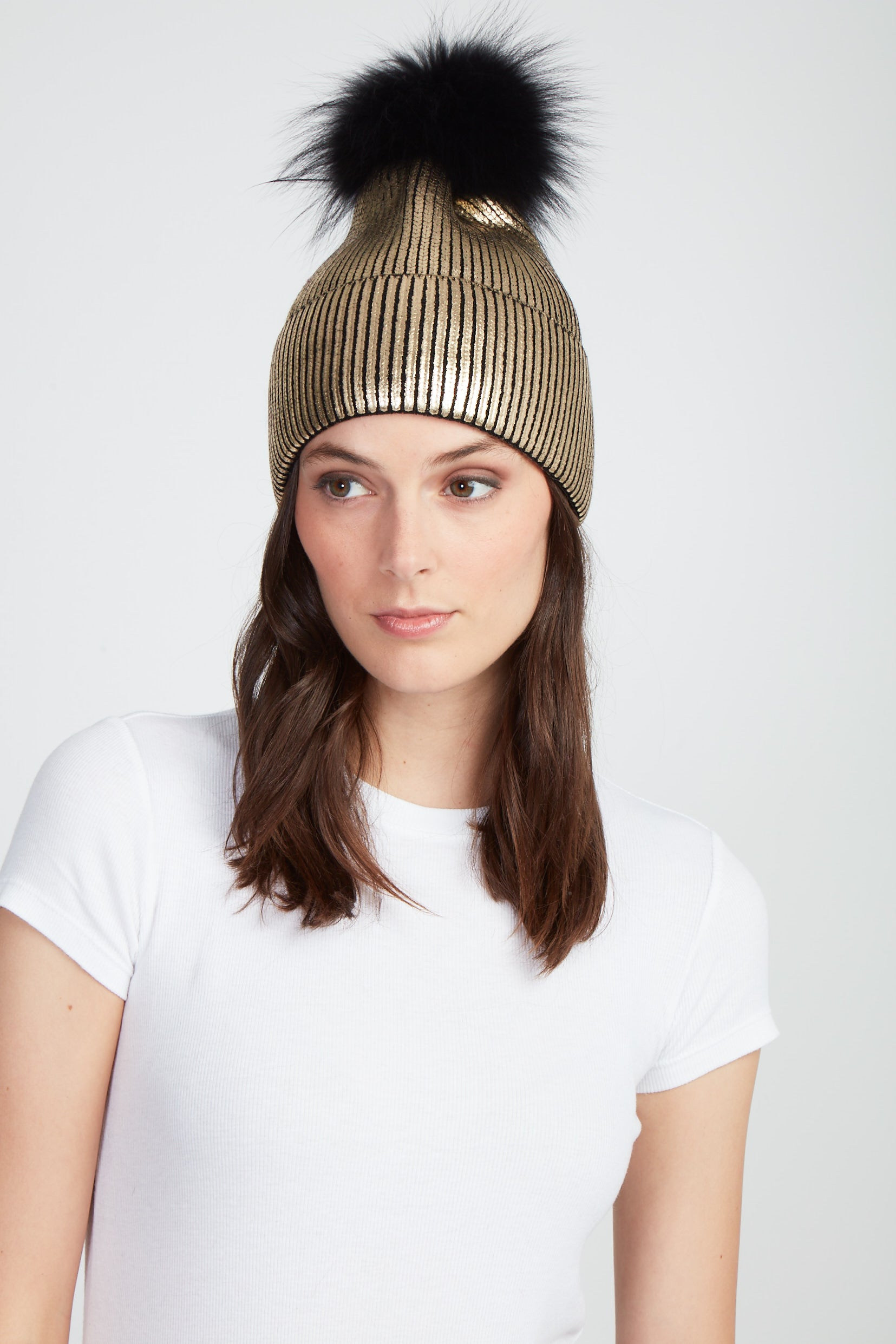 The Kylie Hat - Gold