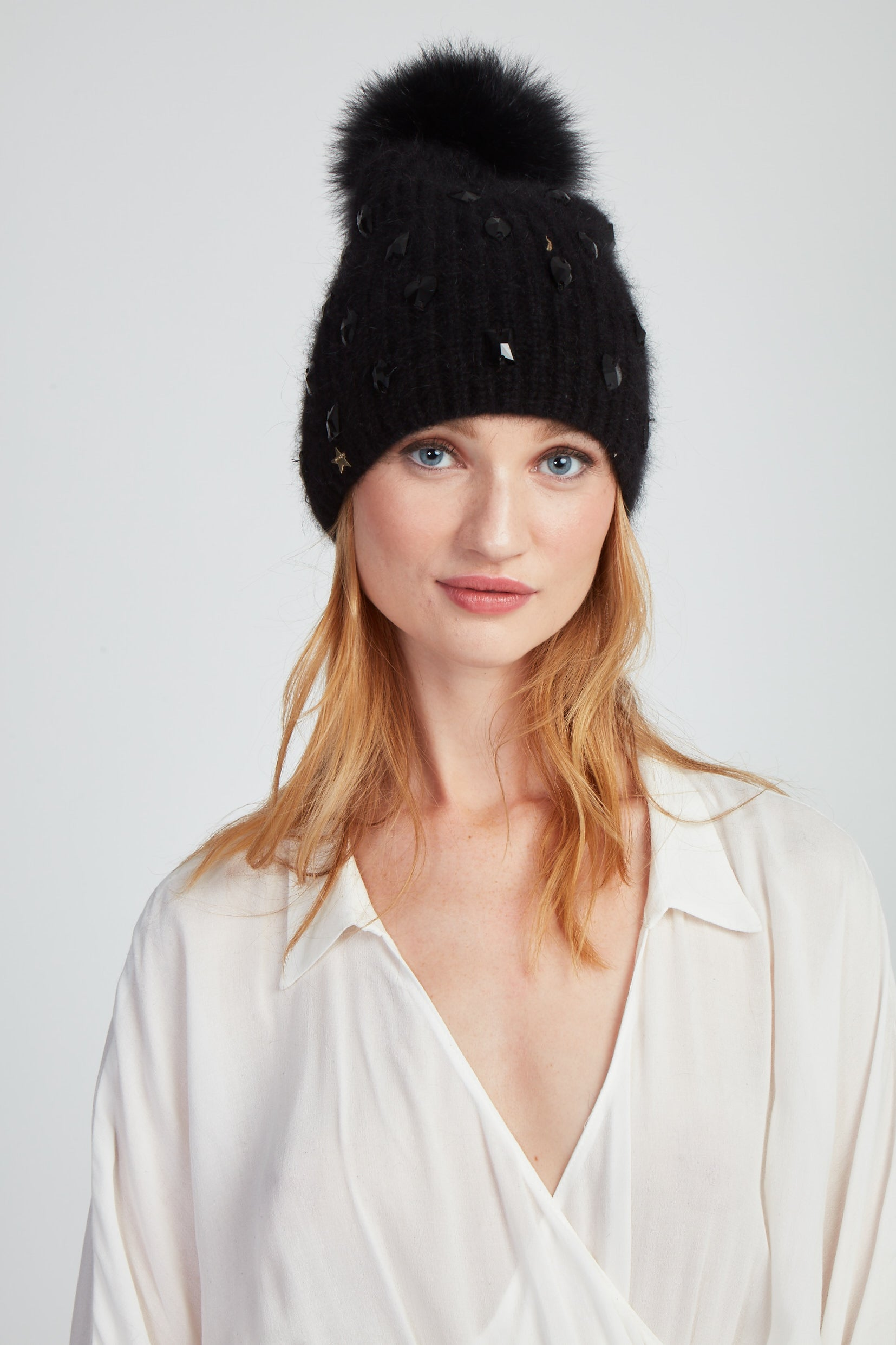The Hailey Hat - Faux