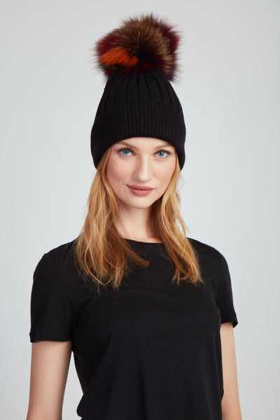 The Chrissy Hat - Black
