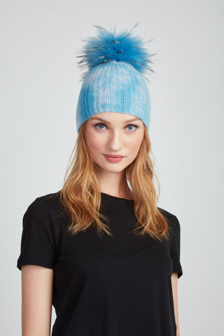 The Hester Hat - Blue