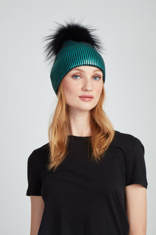 The Kylie Hat - Teal