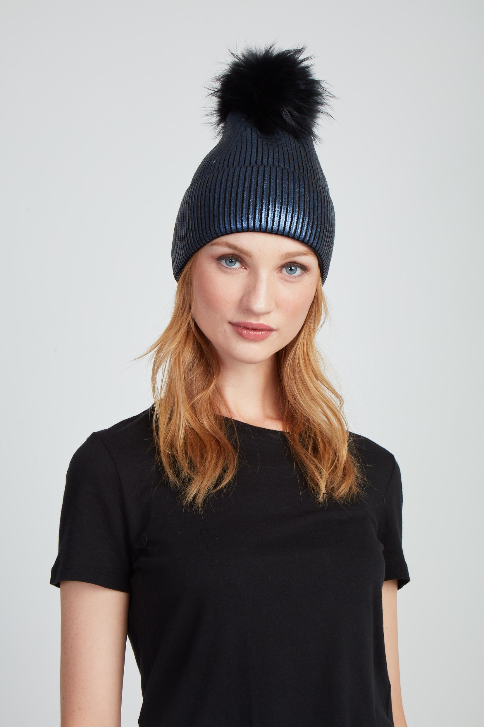 The Kylie Hat - Navy