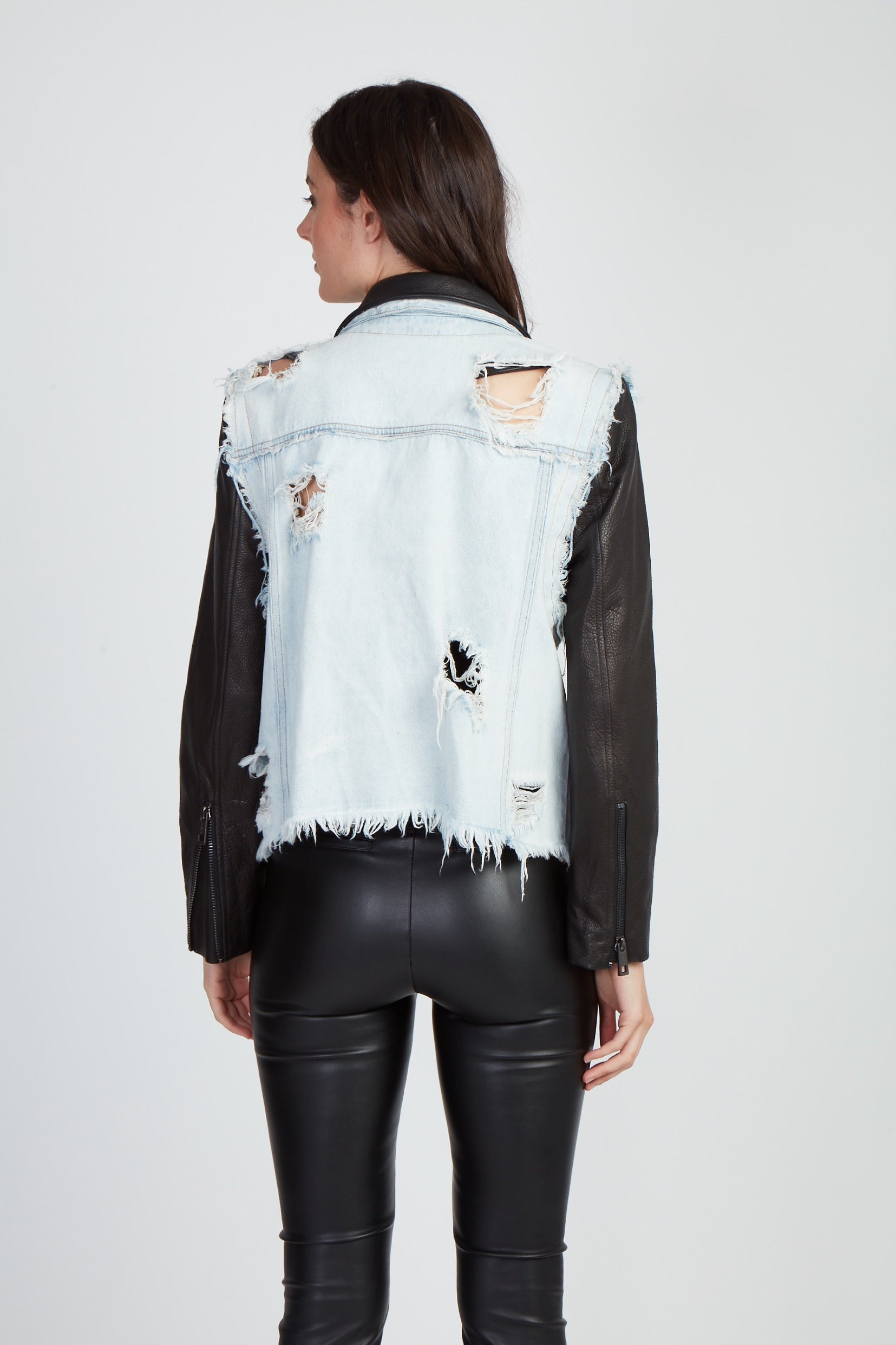 The So In Love Denim Vest