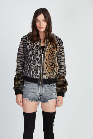 The Can't Be Tamed Jacket