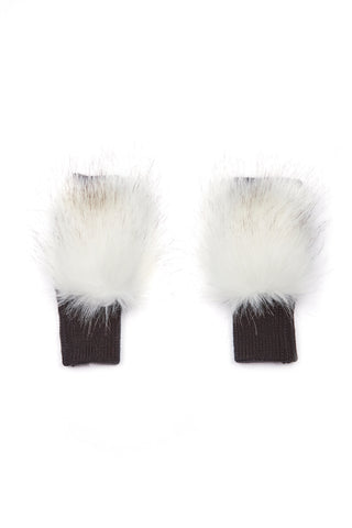 The Ludlow - Faux Fur - White