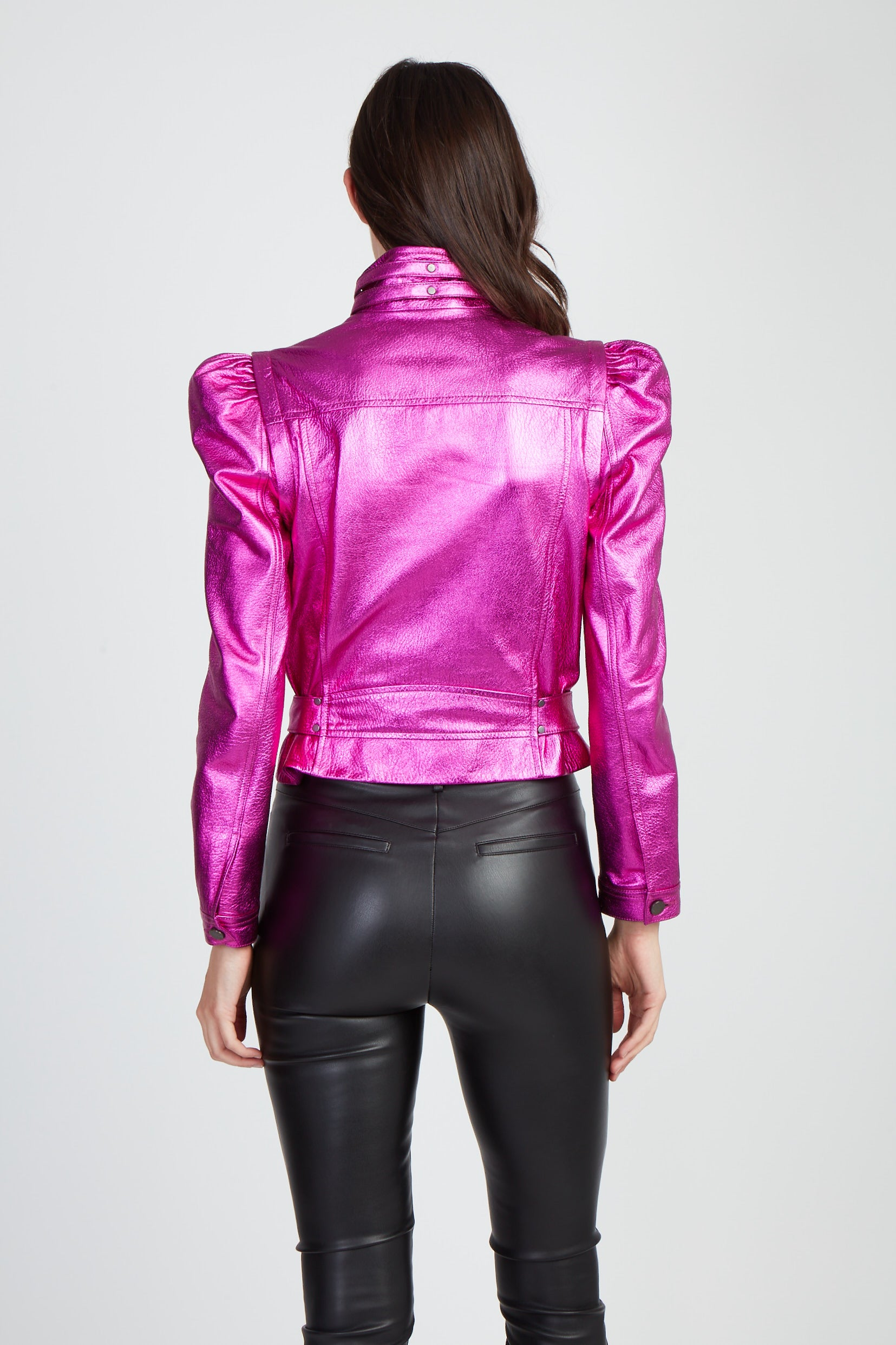 The Take Me Or Leave Me Leather Jacket