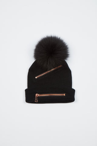 The Zodiac Zipper Hat