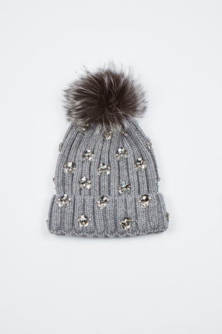 The Speed of Light Hat - Grey