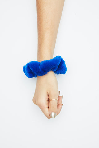 The Solar Scrunchy - Royal Blue