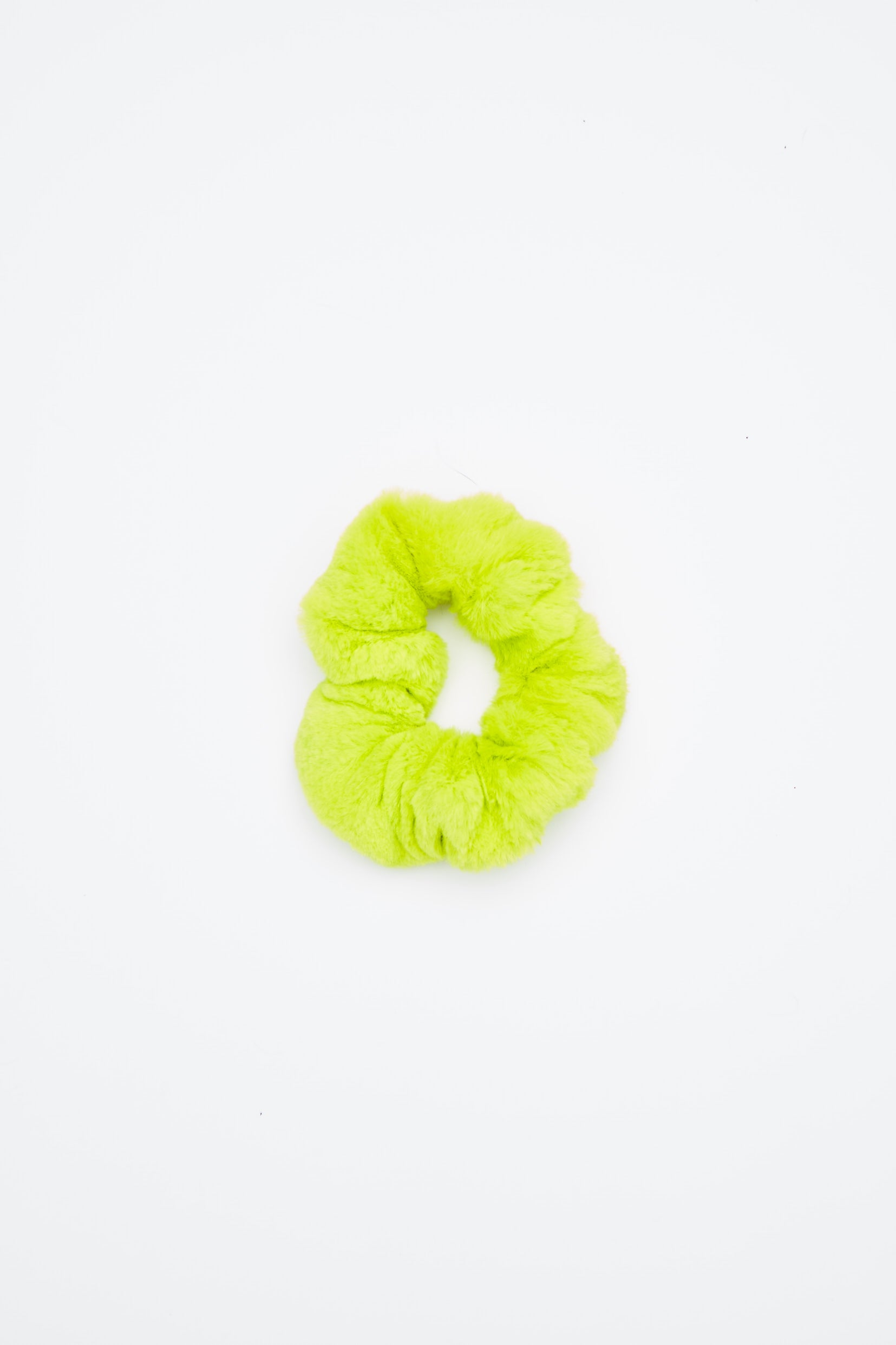 The Solar Scrunchy - Neon Yellow