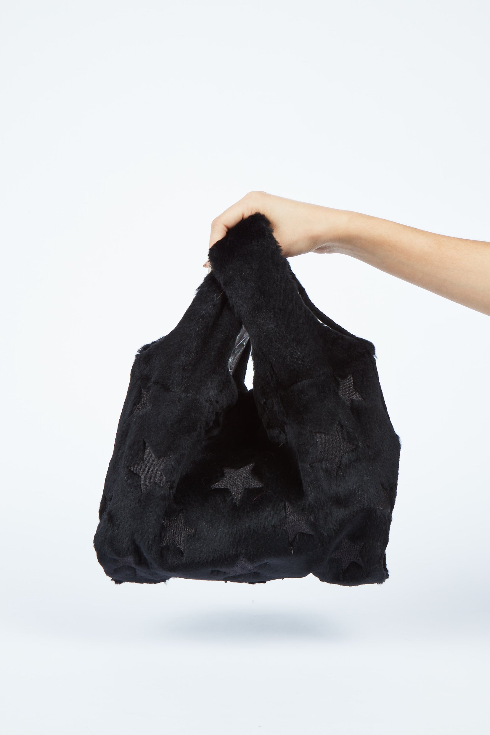 The Big Dipper Reversible Bag - Black Star