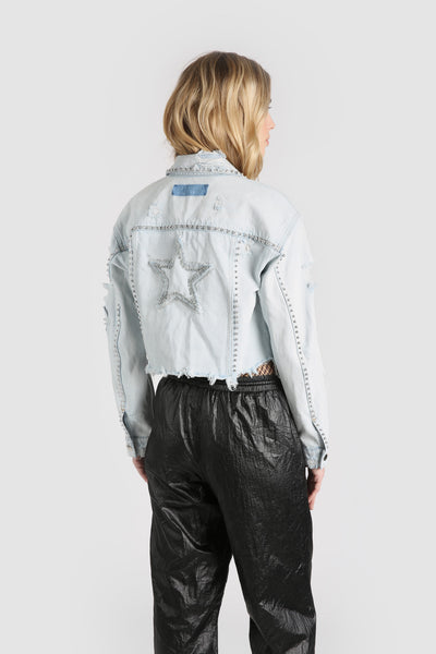 The Dynomite Denim Jacket