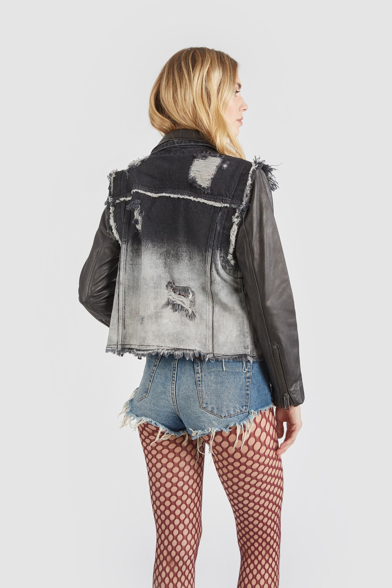 The To The Max Denim Vest