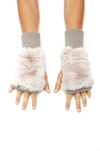 The Gigi Mittens - Light Pink