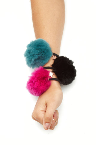 The Halle Hair Tie Set - Multi