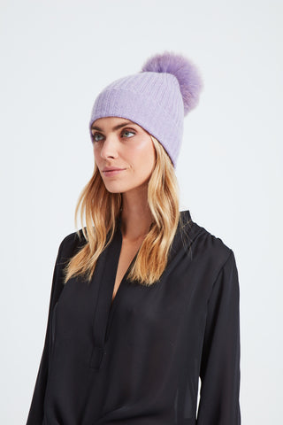 The Jupiter Hat - Lilac