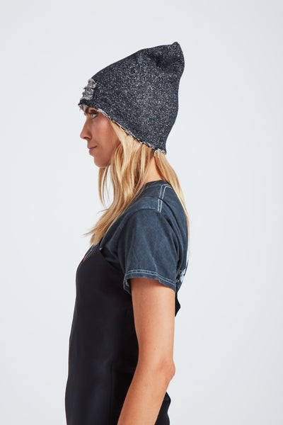 The Space Hipster Hat - Dark Grey