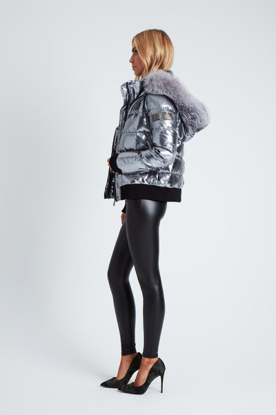 The Spaceship Jacket - Gunmetal