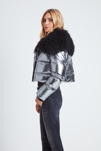 The Outta this World Jacket - Gunmetal