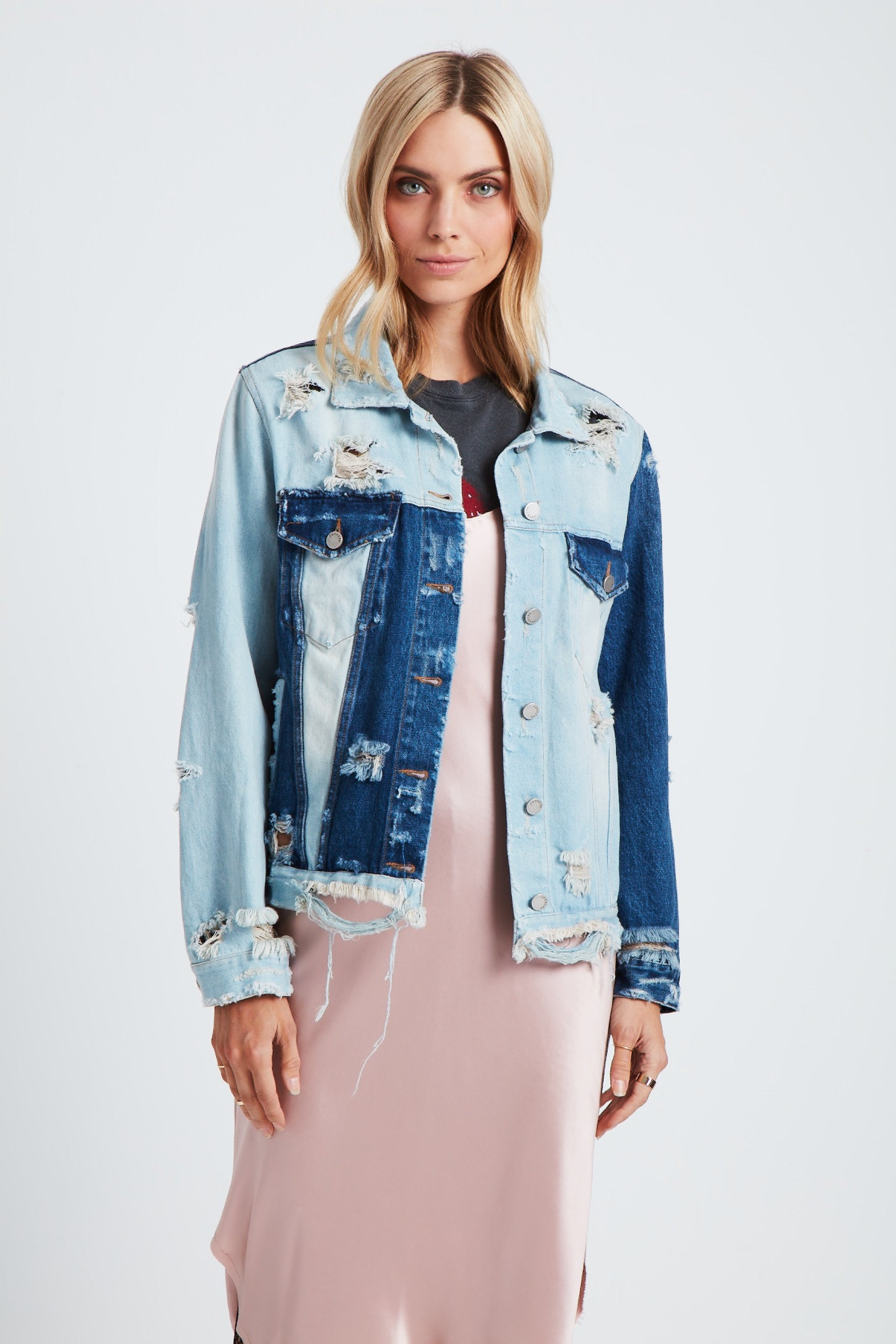 The Afterglow Denim Jacket