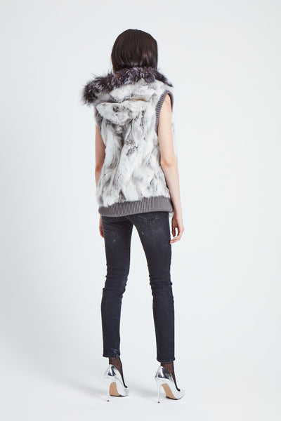 The Women Are From Venus Vest - Grey