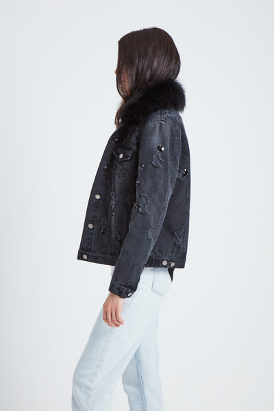 The Pluto Denim Jacket