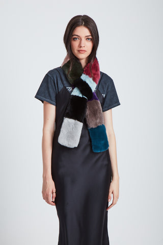 The Cosmic Ray Scarf - Dark Multi