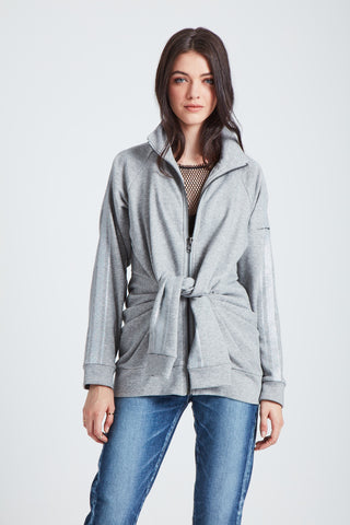 The Orion's Belt Sweatshirt - Light Grey