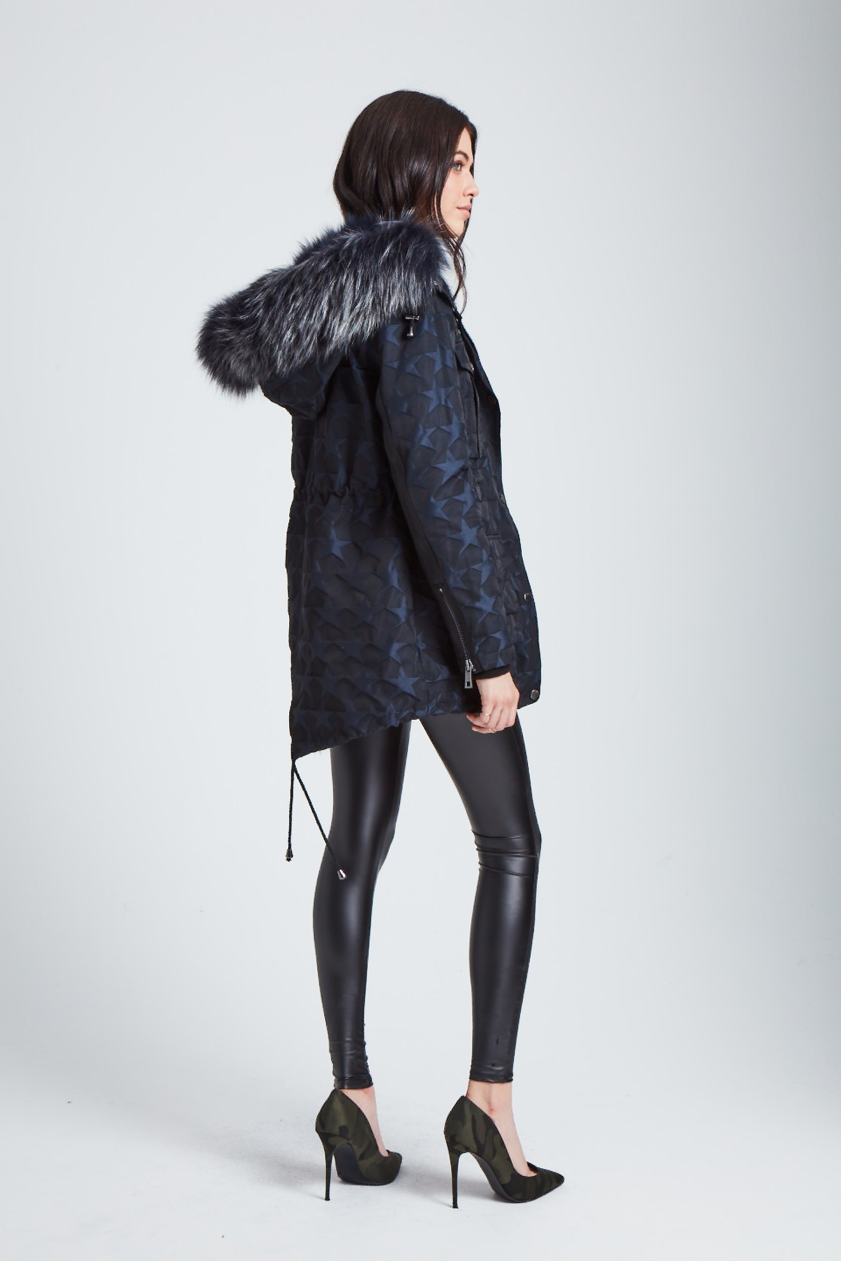 The Constellation Coat