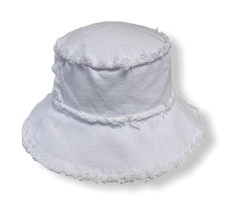 The Blank Canvas Bucket Hat