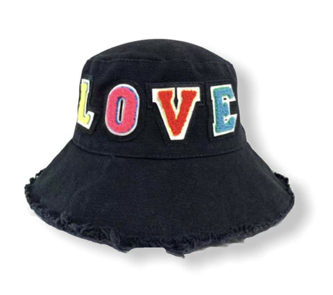 The LOVE Bucket Hat