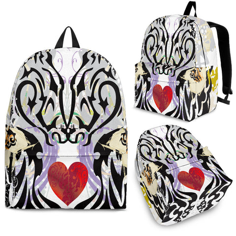 Animal Tattoo Backpack