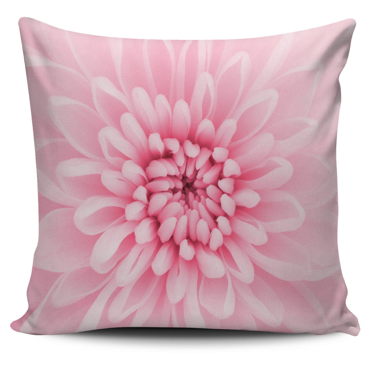 Chrysanthemum Flower Pillow Cover The Ginger Daisy Co