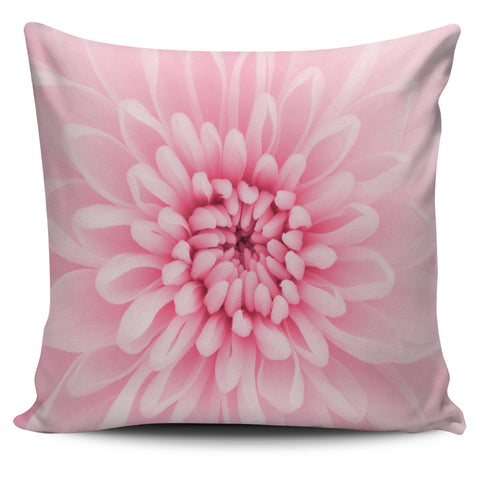 Chrysanthemum Flower Pillow Cover