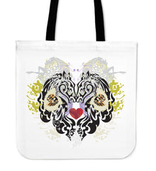 Animal Tattoo Cloth Bag