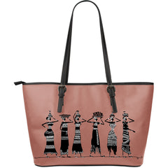 Ethnic Women Large Leather Tote Bags - 9 styles available