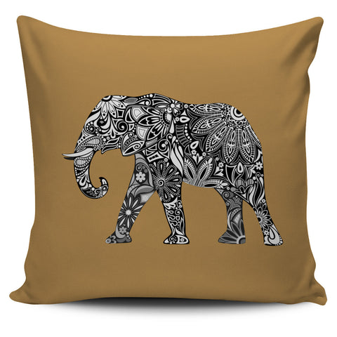 Elephant Pillow Cover - 7 styles available