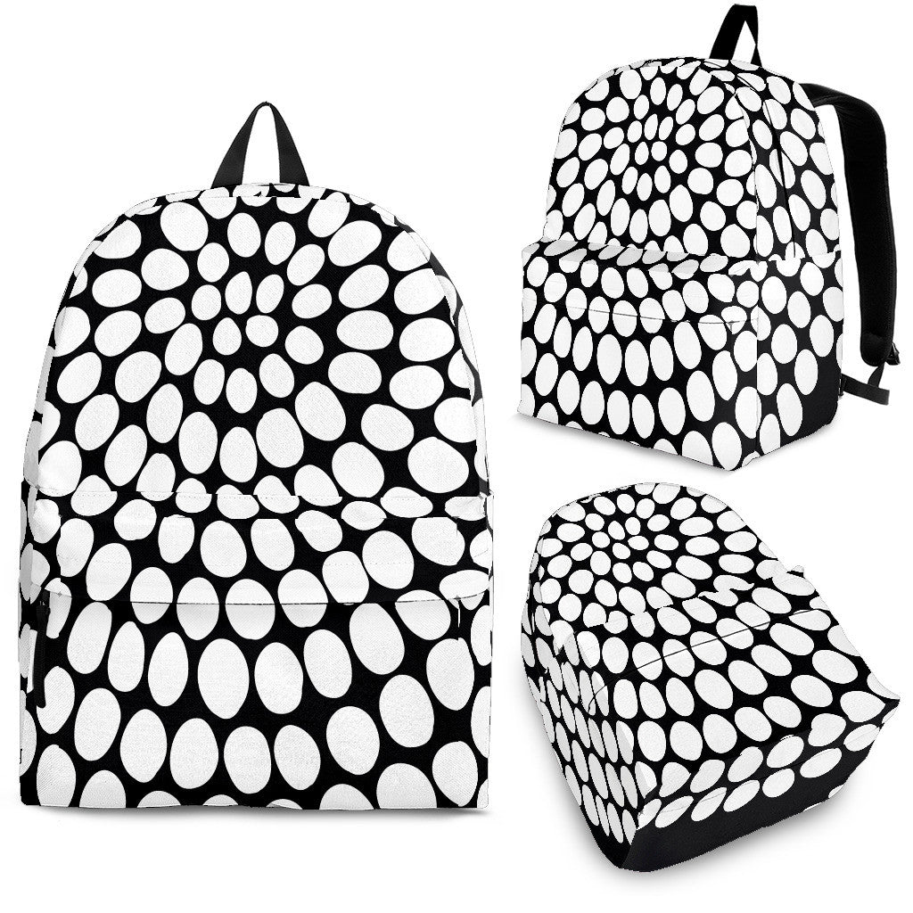African Swirl Backpack