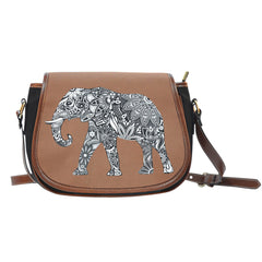 Elephant Saddle Bag