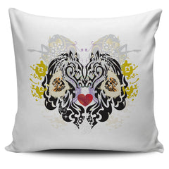 Animal Tattoo Pillow Cover
