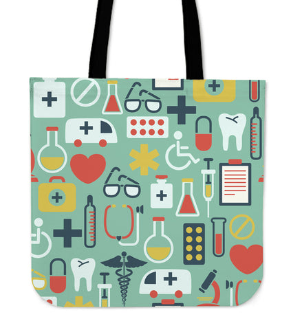Best Nurse Cloth Tote Bag