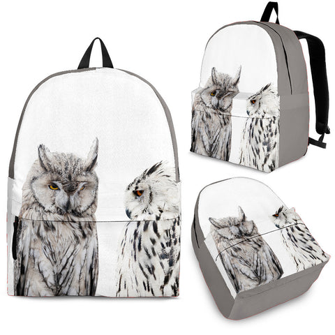 Set of Owls Backpack