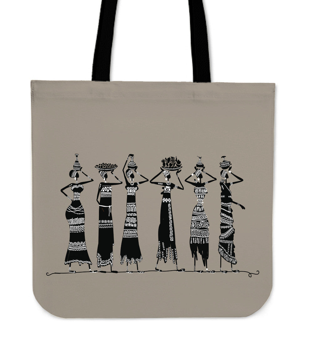 Ethnic Women Cloth Tote Bag - 7 styles available