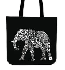Elephant Cloth Tote - 9 styles available