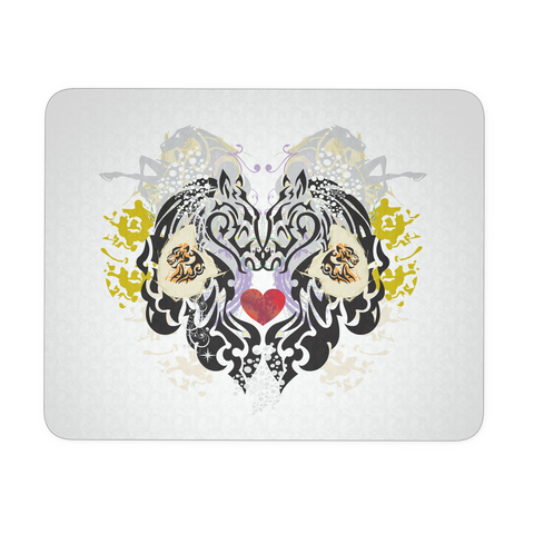 Animal Tattoo Mouse Pad