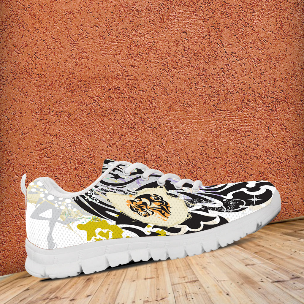 Animal Tattoo Sneakers - Available for Men, Women & Kids