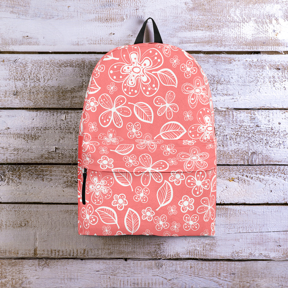 Simply Flowers Backpack