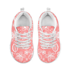 Simply Flowers Sneakers - Available for Women & Kids